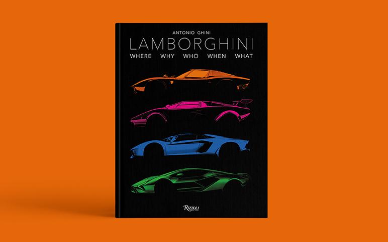 Lamborghini, Antonio Ghini